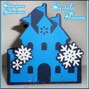 CASTELO FROZEN - CAIXA